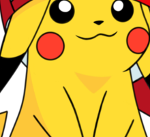 Pikachu loves you! Sticker