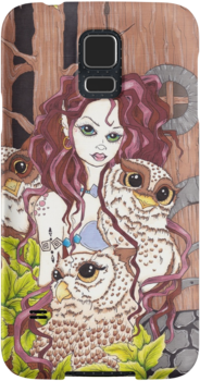 The Owl Keeper by Concetta Kilmer