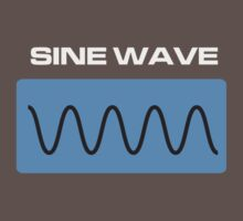 Sine Wave Kids Clothes