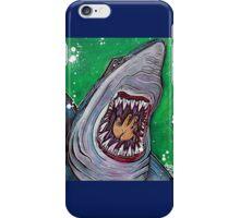 Shark Kill Zone iPhone Case/Skin
