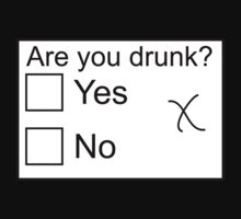 Are you drunk? by icedtees