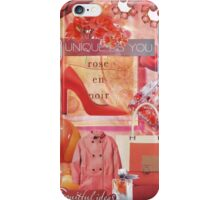Fashion Collage #8 iPhone Case/Skin