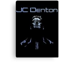 JC Denton - Deus Ex Canvas Print