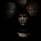 Hobbits Rhapsody  by PlatinumFury