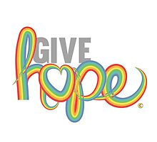 give hope by chicamarsh1