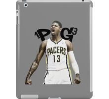 "Paul George ""PG-13"" iPad Case/Skin"