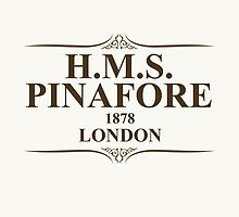 H.M.S. Pinafore by ixrid