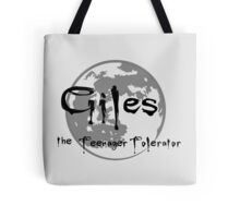 Giles the Teenager Tolerator Tote Bag