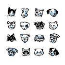 Cats&Dogs by Nastia Larkina