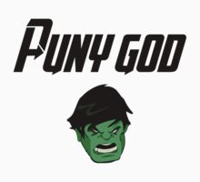 "Avengers - The Incredible Hulk - ""Puny God"" by honestlyanthony"
