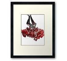 Doom - Dota 2 Framed Print