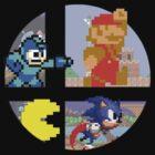 Smash Bros.: Big 4 by JD  Rowe