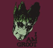 I am Groot. by Jakecolling