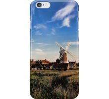 Cley windmill cley next the sea iPhone Case/Skin