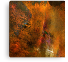 Tantric Series... Core Reproduction Canvas Print