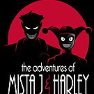 The Adventures of Mista J and Harley by RyanAstle