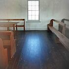 "Inside the ""Dunker Church"" - Antietam by Bine"