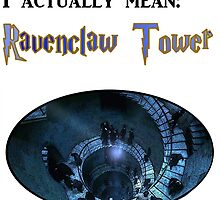 Home is Ravenclaw House by shego1142