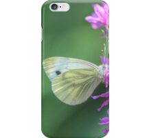 Butterfly in HDR iPhone Case/Skin