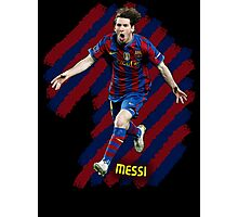 Lionel Messi #1 Photographic Print