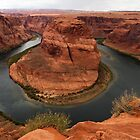 Horseshoe bend by Lindie