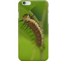 Red Postman Caterpillar iPhone Case/Skin