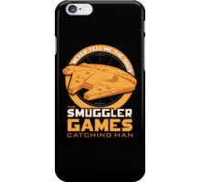 The Smuggler Games iPhone Case/Skin