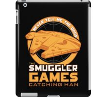 The Smuggler Games iPad Case/Skin
