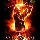 Vale Decem - The Lonely Angel by ifourdezign