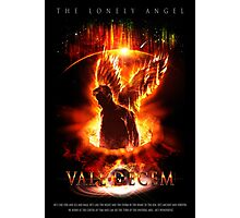 Vale Decem - The Lonely Angel Photographic Print