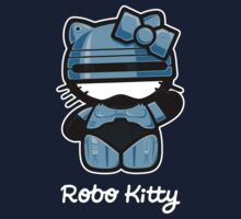 Robo Kitty by stationjack