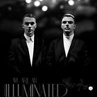 We are all illuminated (Black & White) - HURTS by ifourdezign