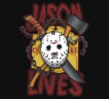 Jason Lives  by samRAW08