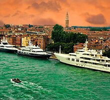 ✿◕‿◕✿  ❀◕‿◕❀ YACHTS IN VENICE ✿◕‿◕✿  ❀◕‿◕❀ by ✿✿ Bonita ✿✿ ђєℓℓσ