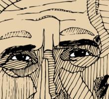 Rick Grimes Sticker