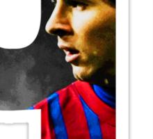Lionel Messi 91 Sticker