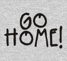 GO HOME! - Jay-Z T-Shirt