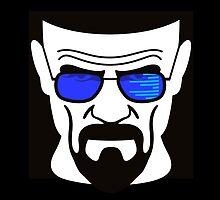 Coding Bad Heisenberg by tshirtbaba