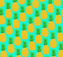 Pineapples by FestiveFossa