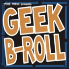 Geek B-Roll - Logo 2 by perilpress