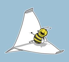 Flight of the Bumblebee by caravantshirts