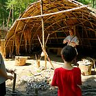 Monacan Indian Village (Craftsman) - Natural Bridge, VA by ctheworld