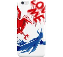Champion - LOVE ME iPhone Case/Skin