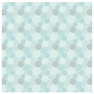 Cotton Mint Puffs Duvet Cover, Print, Poster, iPhone Case, Samsung Case, iPad Case, Pillows, Tote Bags by Linda Allan