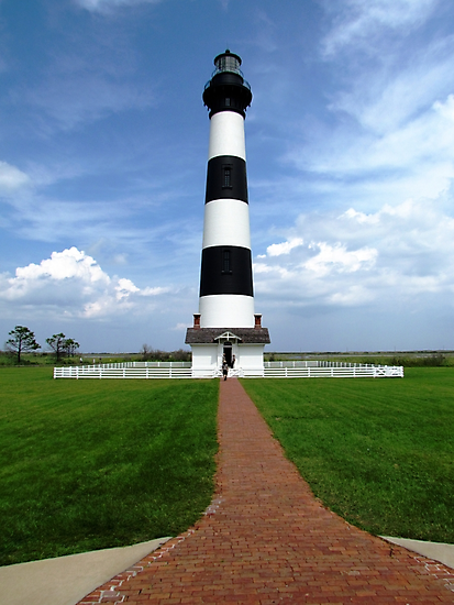 Bodie Lighthouse by Alberto  DeJesus