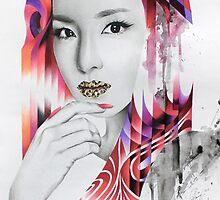 Crimson by Monica Sutrisna