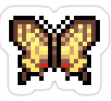 Mini Pixel Butterflies - Set of 5 Sticker