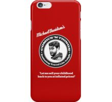 Michael Davidson's Comics 'n Things - Red Tornado edition iPhone Case/Skin