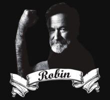 Robin Williams Tribute by phoenix529