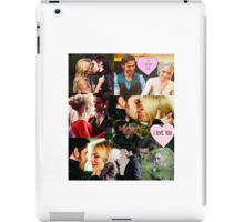 You traded your ship for me? iPad Case/Skin